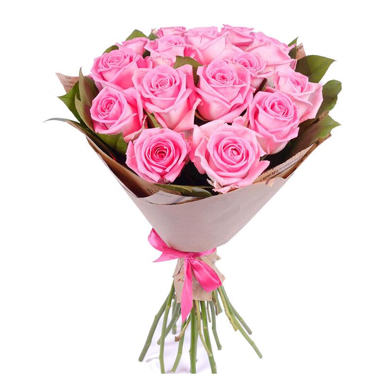 фото букет оформлен красиво розы есть еще