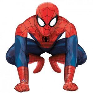 ходячий шар фигура человек паук