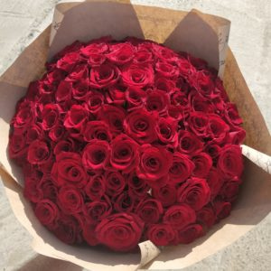 101 местная роза